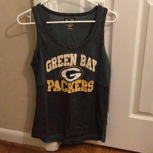 NFL Green Bay Packers Women's sleepwear size M.